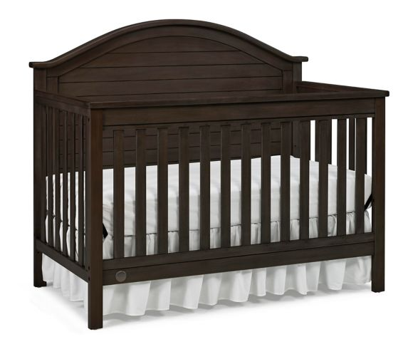 Fisher-Price Liam Convertible Crib, Wire Brushed Product image