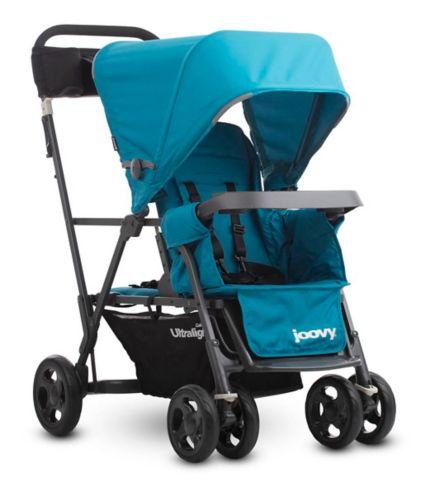 Joovy Caboose Ultralight Stroller Rain Cover Product image