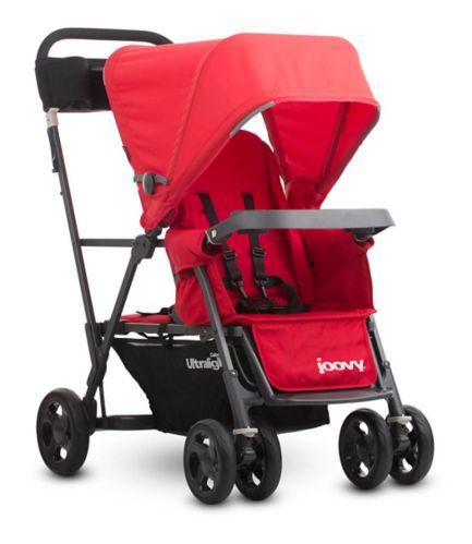 Joovy Caboose Ultralight Stroller, Graphite Product image