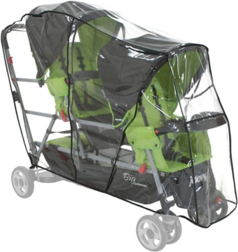 Joovy Big Caboose Stroller Raincover Product image
