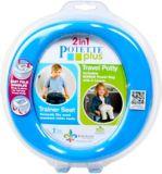 Siège de toilette pour enfant Potette Plus 2-en-1 | Potettenull