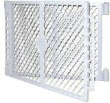 Trousse d'extension 2 panneaux pour barrière de sécurité North States Superyard XT, gris | North Statesnull