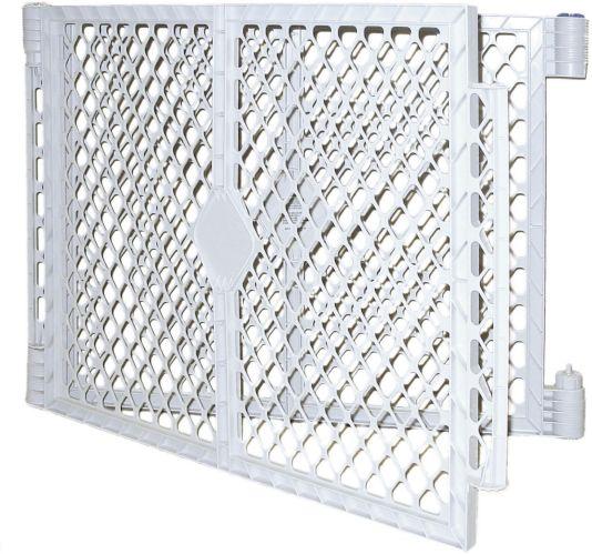 Trousse d'extension 2 panneaux pour barrière de sécurité North States Superyard XT, gris Image de l'article
