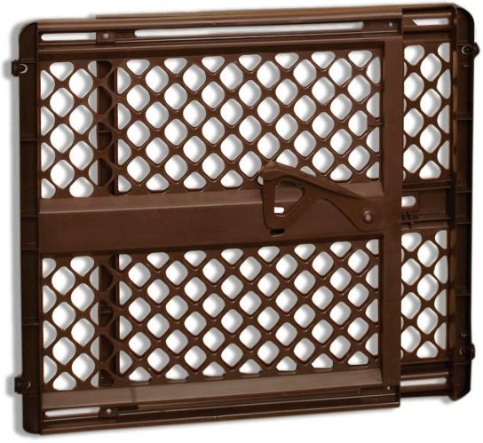 North States Supergate Ergo, Brown Product image