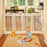 North States Gate, Extra-Wide, Ivory | North Statesnull