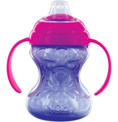 Nuby Clik-it™ Grip N' Sip™ Sippy Cup, 8-oz Product image