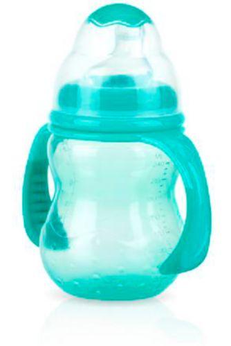 Bouteille pour bébé Nûby à large goulot 3étapes, 8oz Image de l'article