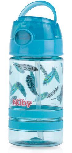 Gobelet Nûby Thirsty Kids Flip-It Active, 12oz Image de l'article