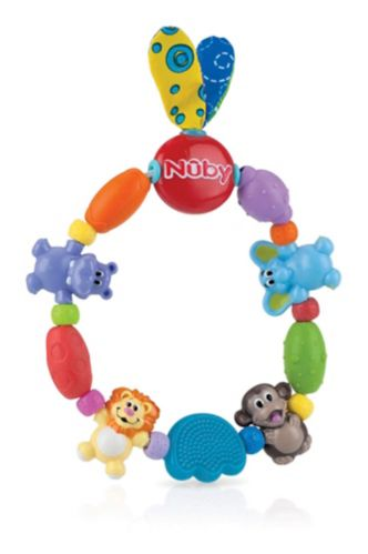 Nuby Safari Loop Teether Product image