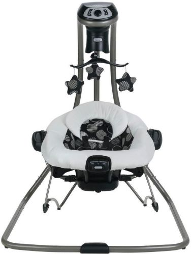 Graco DuetConnect LX Swing Seat, Milan Product image