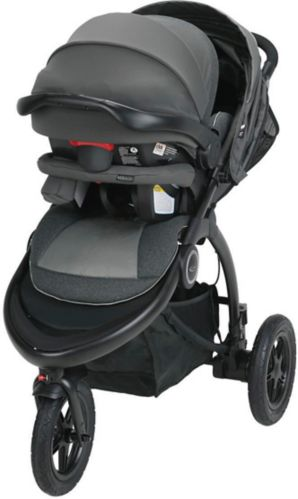 Graco TrailRider Jogger Travel System, Tenley Product image