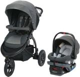 Graco TrailRider Jogger Travel System, Tenley | Graconull