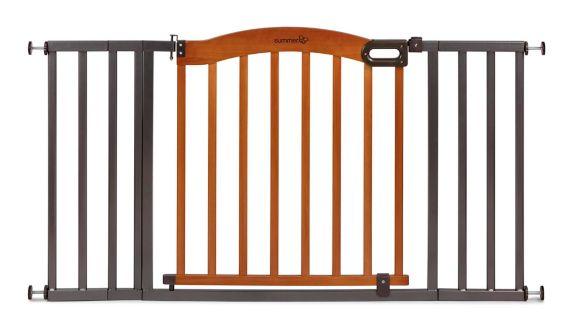 Barrière de sécurité décorative Summer Infant bois et métal Image de l'article
