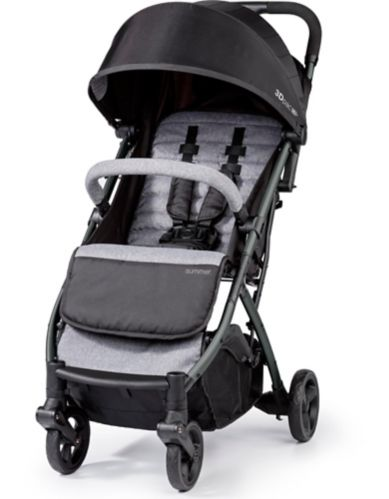 Summer Infant 3D  PAC CS+ Lightweight Stroller Product image