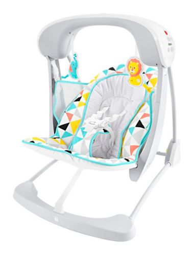 Fisher-Price Deluxe Take-along Swing and Seat Product image