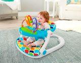 Siège de sol Fisher-Price Sit-Me-Up avec plateau de jeu | Mattelnull