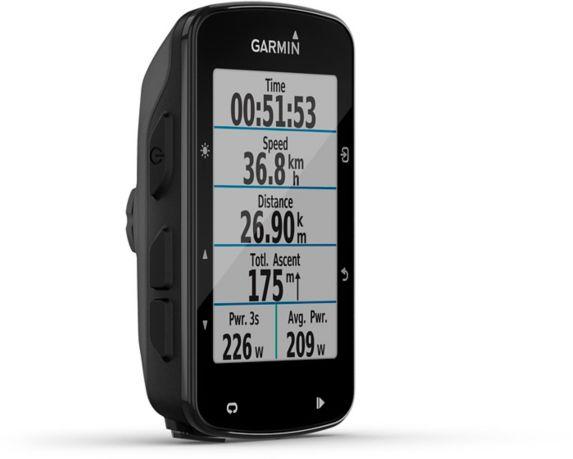 Ordinateur de vélo GPS avancé Garmin Edge® 520 Plus Image de l'article