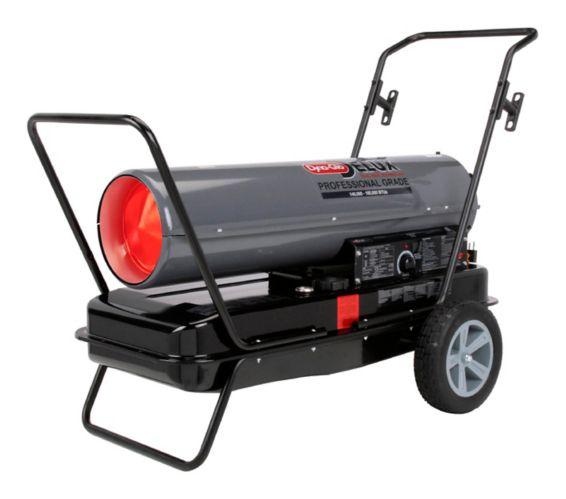 Dyna-Glo Delux 95K or 135K BTU Kerosene Forced Air Heater Product image