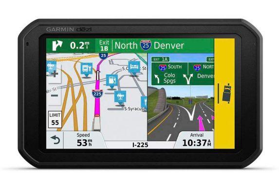 Système de navigation GPS pour camions lourds, 7 po Image de l'article