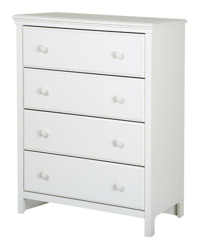 South Shore Cotton Candy 4-Drawer Chest Dresser Product image