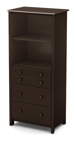 South Shore Little Smileys Shelving Unit with Drawers Product image
