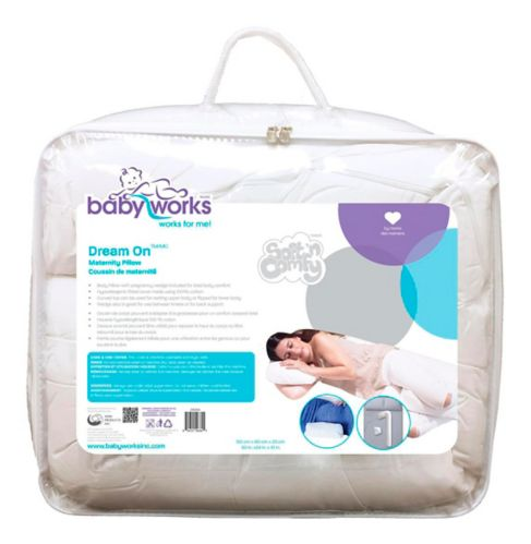 Baby Works™ Dream On™ Materninty Pillow with Pregnancy Wedge Product image