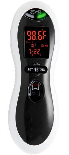 Thermomètre parlant pour le front, le pouls et l'oreille MOBI DualScan Ultra Image de l'article