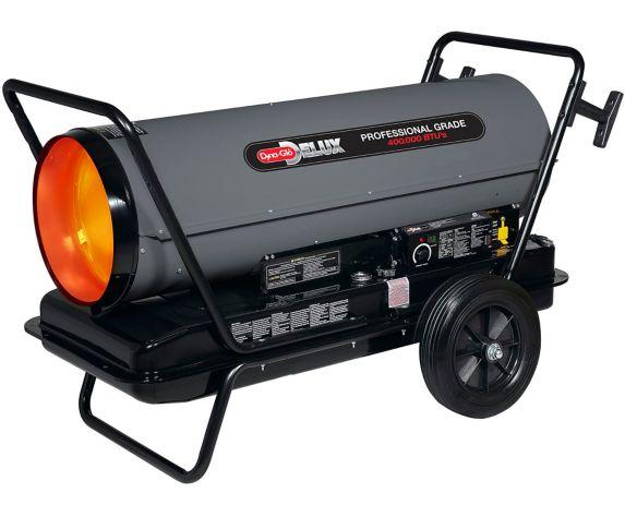 Dyna-Glo Delux 400K BTU Kerosene Forced Air Heater Product image