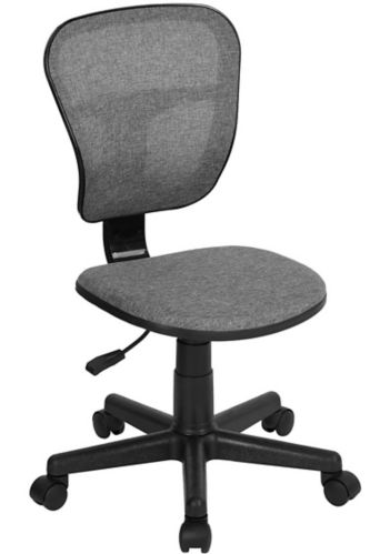 39F Flying Fabric Office Chair, Grey Product image