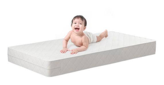 Safety 1st Gentle Dreams Deluxe Dual Crib & Toddler Mattress Product image
