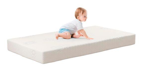 Matelas ferme suprême pour lit de bébé et de tout-petit Safety 1st Gentle Dreams Image de l'article