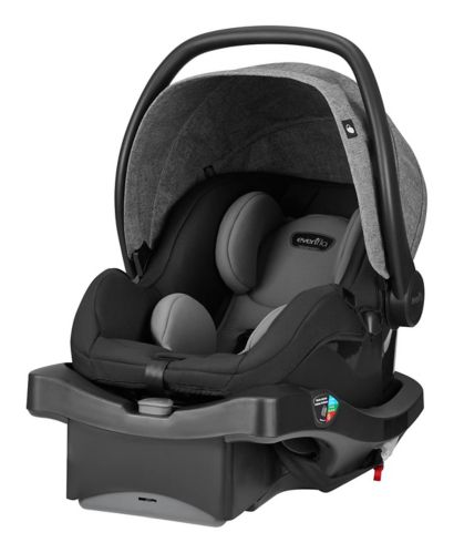 Evenflo LiteMax DLX Infant Car Seat, Meteorite Product image