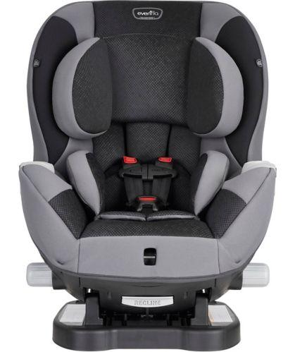 Evenflo Triumph 2-in-1 Convertible Child Car Seat, Techno Fade Product image