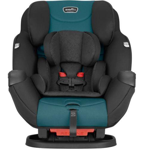 Siège d'auto pour enfant 3 en 1 Evenflo Symphony Sport, bleu horizon Image de l'article