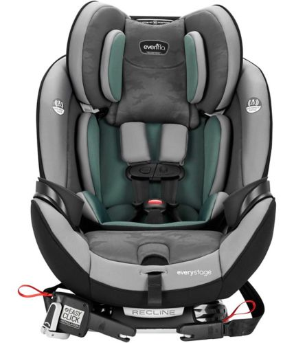 Evenflo EveryStage DLX All-in-One Convertible Child Car Seat Product image