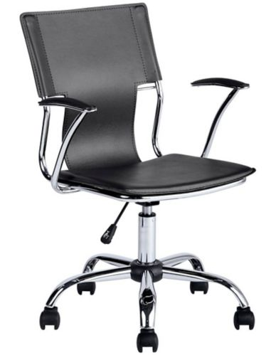 39F Perdy Office Chair, Black Product image