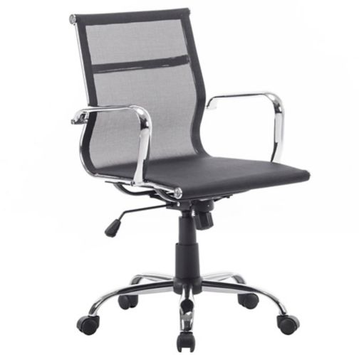 39F Kauri Office Chair, Black Product image