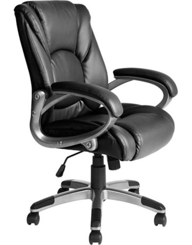 39F Jamian Office Chair, Black Product image