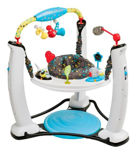 Evenflo ExerSaucer Jump & Learn Jam Session Stationary Jumper Product image