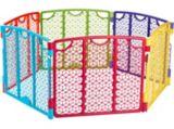 Espace de jeu polyvalent Evenflo, multicolore | Evenflonull