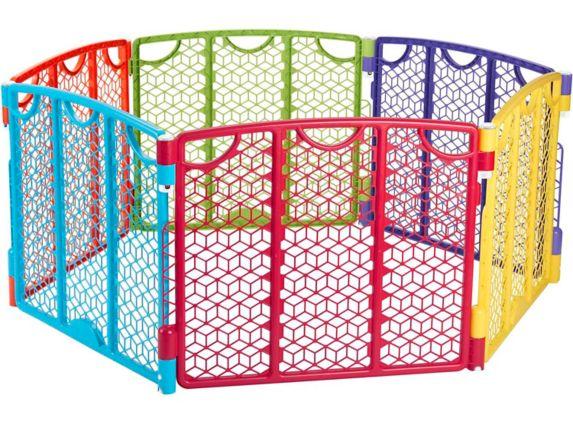 Espace de jeu polyvalent Evenflo, multicolore Image de l'article
