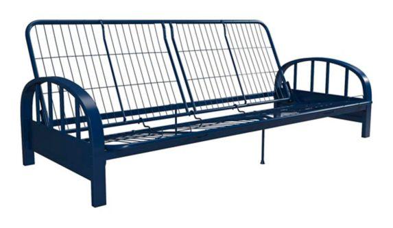 Dorel Comfort Futon Frame, Blue Product image