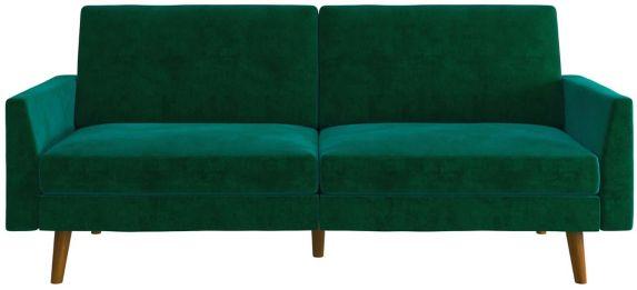 Futon à ressorts Dorel Comfort, vert Image de l'article
