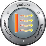 Radiateur au propane liquide Dyna-Glo Delux, 50 000 à 125 000 BTU | Dyna-Glonull