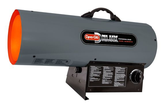 Dyna-Glo Delux 120K-150K BTU Liquid Propane Forced Air Heater Product image
