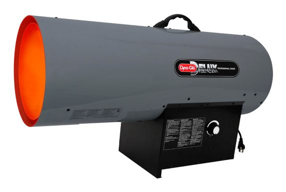 Dyna-Glo Delux 300K BTU Liquid Propane Forced Air Heater Product image