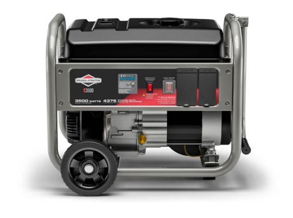 Génératrice à essence portable Briggs et Stratton de 3 500 W à technologie CO Guard Image de l'article