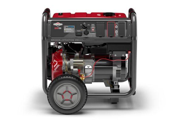 Génératrice à essence portable Briggs & Stratton Elite Series de 7000 W à technologie CO Guard Image de l'article