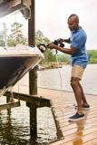 WORX HydroShot Auto & Boat Power Scrubber | Worxnull