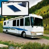 Coleman 150W Crystalline Solar Panel with 8.5A Charge Controller | Colemannull